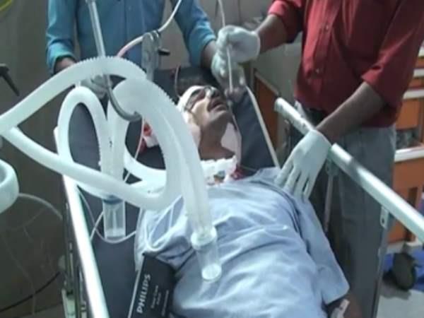 मुज़फ्फरनगर: बदमाशों ने बुलेट सवार चेन्नई के दंपति को हाईवे पर मारी गोली