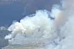 न्यू मैक्सिको में भीषण आग , 200 से ज्यादा लोगों को निकाला गया