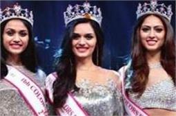 Femina Miss India World 2017: हरियाणा की मानुषी छिल्लर के सिर सजा ताज
