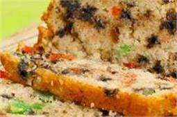 Eggless टूटी फ्रूटी केक