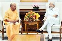 PM मोदी से मिले CM योगी आदित्यनाथ, किसानों के मुद्दों पर हुई चर्चा