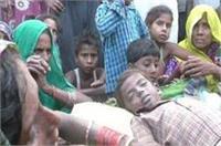 योगीराज में बेखौफ खनन माफिया, दलित ने किया विरोध तो मासूम को जिंदा दफनाया