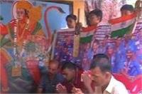 टीम इंडिया की जीत के लिए वाराणसी के लोगों ने किया हनुमान चालीसा का पाठ
