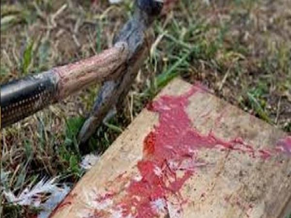 नाबालिग लड़की की कुल्हाड़ी से निर्मम हत्या, शव के टुकड़ों को पोटली में बांध ले गई पुलिस