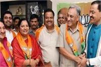 मायावती को झटका, बसपा के कई दिग्गज नेता BJP में हुए शामिल