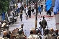 सहारनपुर में फिर से पुलिस पार्टी पर पथराव, तनाव को देखते PAC बल तैनात