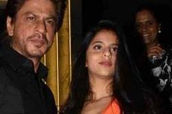 जानिए शाहरुख खान की बेटी सुहाना की ड्रैस की कीमत!