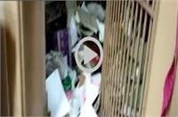 यूपी में बेखौफ हुए चोर, 30 लॉकर तोड़कर दिया करोड़ों की वारदात को अंजाम