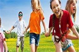 बच्चों के आउटडोर गेम्स खेलने के फायदे