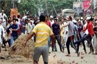 सहारनपुर में दो समुदायों के लोगों में हिंसक झड़प, 4 लोग घायल