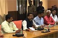 सरकार किसी भी भू-माफिया को छोड़ेगी नहीं: महेंन्द्र सिंह