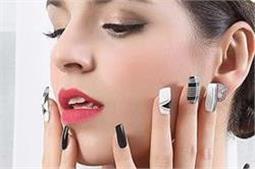 Nail Art से बढ़ाएं हाथों की खूबसूरती
