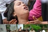 CM योगी के जनता दरबार में भगदड़, महिलाओं समेत कई लोग घायल
