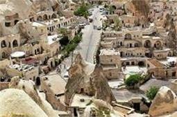 Wow! गुफाओं में बसा है तुर्की का ये खूबसूरत शहर