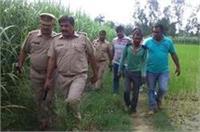 दरोगा की पिस्टल लेकर भागा शातिर बदमाश, पुलिस ने मुठभेड़ के बाद दबोचा