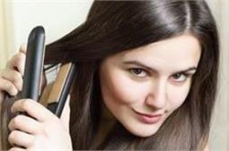 क्या आप भी रोजाना करती हैं बालों को Straight? होंगे ये 5 नुकसान