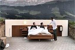 इस होटल की न कोई छत न कोई दीवार, फिर भी लगी रहती है भीड़