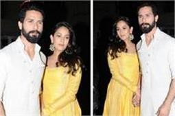 Anniversary Special: शाहिद और मीरा है बॉलीवुड के सबसे स्टाइलिश कपल