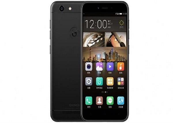 3GB रैम और एंड्रॉयड नॉगट के साथ लैस है जियोनी का यह नया स्मार्टफोन