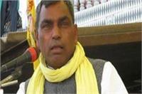 CM योगी के ये मंत्री हुए बागी, अपनी ही सरकार के खिलाफ की धरने की घोषणा