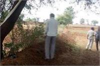 कर्ज से परेशान एक और युवा किसान ने मौत को लगाया गले