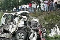 UP: बस और इनोवा कार में भीषण टक्कर, बच्चों समेत 9 की दर्दनाक मौत
