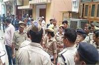 स्कूल में चाबूक से मारपीट मामलाः मंत्री याकूब के घर पर पुलिस ने दी दबिश, 4 गिरफ्तार, बहू फरार