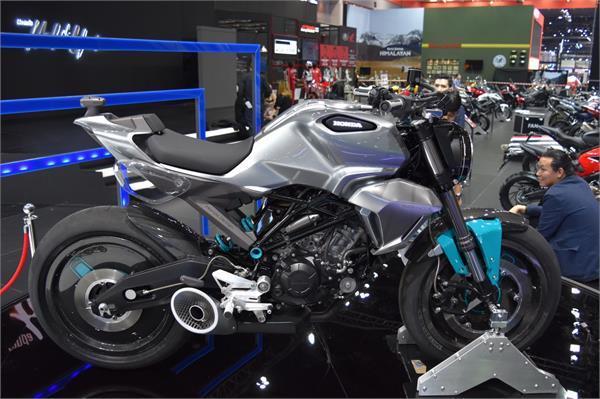 honda की 150SS Racer बाइक का प्रोडक्शन अवतार आया सामने