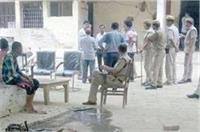 नहाने को लेकर जेल में छिड़ा विवाद, टेबल कुर्सी के साथ-साथ फोड़ा पुलिस स्टॉफ का सर
