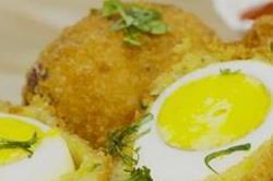 नाश्ते में ट्राई करें हैल्दी और टेस्टी एग कबाब
