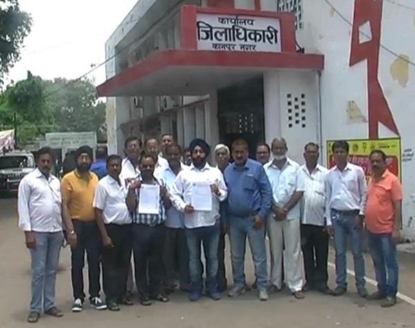 नहीं थम रहा GST का विरोध, टिम्बर व्यापारियों समेत सिख समुदाय भी विरोध में हुआ शामिल