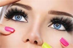 Eyelash Extension करवाते समय ध्यान रखें ये बातें
