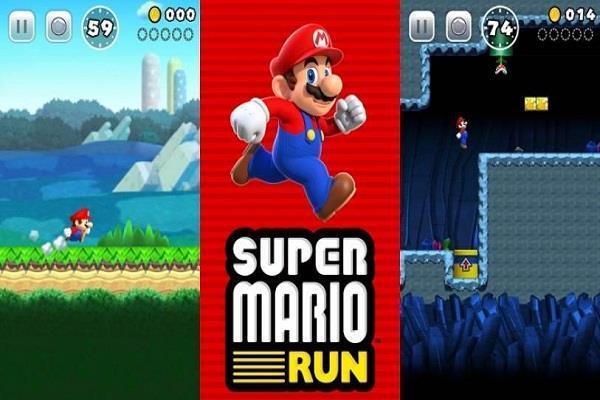 iOS यूजर्स खेल सकते हैं सुपर मारियो रन