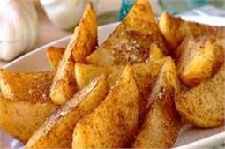 Evening Snack: क्रिस्पी गार्लिक पोटैटो