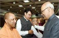 CM योगी ने रामनाथ कोविंद के राष्ट्रपति चुनाव जीतने पर दी हार्दिक बधाई