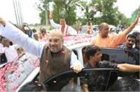 देश में लगातार बढ़ रही है BJP की ताकत: शाह
