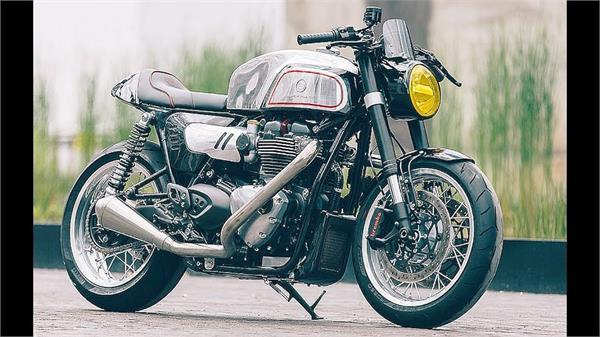 पेश हुई शानदार लुक वाली यह कस्टमाइज बाइक, जानें खासियत