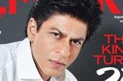 शाहरुख ने करवाया फोटोशूट, नजर आया क्लासी लुक
