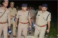 आगराः पुलिस और बदमाशों के बीच मुठभेड़ में कई राउंड चली गोलियां, 3 गिरफ्तार