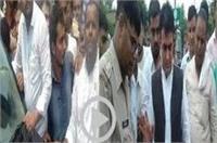 बिजनौर जा रहे RLD के उपाध्यक्ष जयंत चौधरी को पुलिस ने हिरासत में लिया