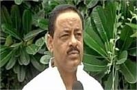 SP नेता का विवादित बयान, कहा- ''मैं पहले मुसलमान हूं फिर हिन्दुस्तानी''