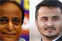 चुनाव आयोग के आदेश के बाद आजम खान के बेटे अब्दुल्ला के खिलाफ जांच शुरु