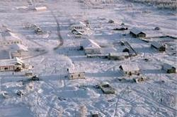 -58 डिग्री तक पहुंच जाता है इस गांव का तापमान, हमेशा रहता है बर्फ से ढका