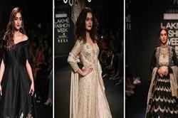 LFW Winter/Festive 2017 Grand Finale: फैशन वीक का आखिरी दिन Bollywood सितारों के नाम