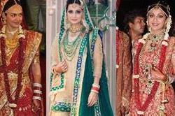 इन एक्ट्रैस ने अपनी शादी पर पहनें सबसे महंगे ड्रैस