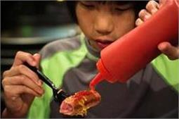 Ketchup खाने से बच्चों को रहता है इन बीमारियों का खतरा