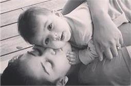Bday Special: 1 साल की हो गई शाहिद की बेटी मीशा, देखे क्यूट तस्वीरें