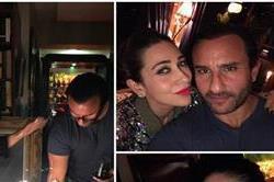 करीना और करिश्मा के साथ Saif ने मनाया अपना 47वां जन्मदिन, देखें तस्वीरें