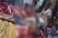 अपना दल दंपत्ति हत्याकांडः 4 की हुई गिरफ्तारी, सपा नेता की तलाश अब भी जारी