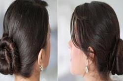 जूड़ा बनाने से होते हैं बालों को ये नुकसान
